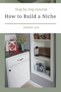 build a wall niche