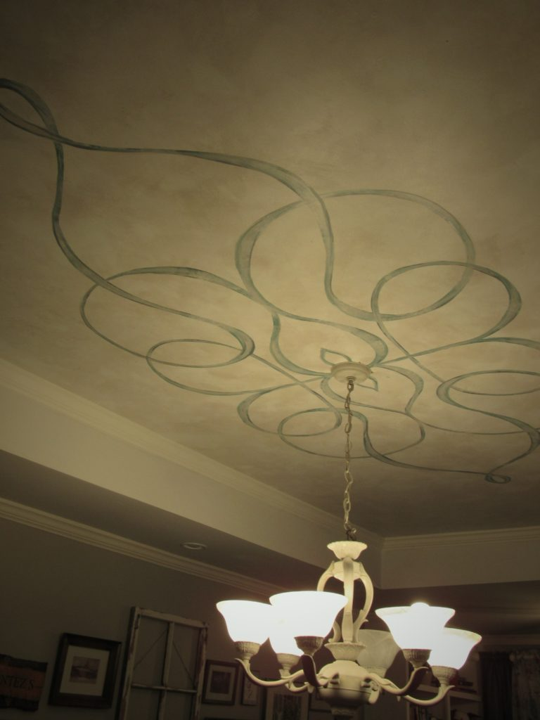 step ceiling ideas