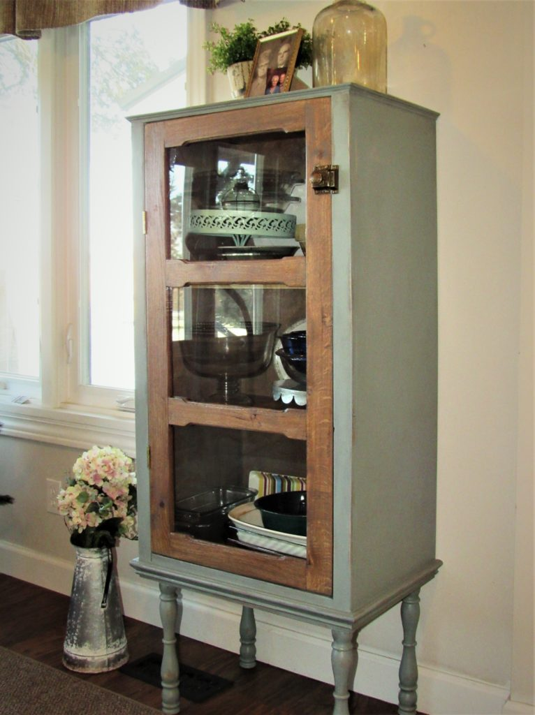 Antique style cabinet door lisa laker interior design for Jelly cabinet plans